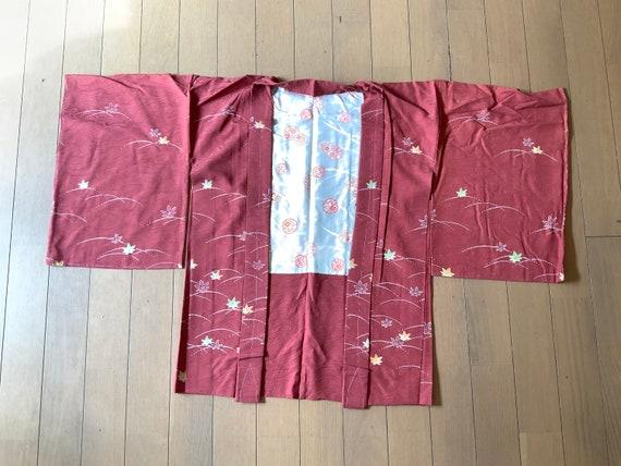 Silk Kimono、Vintage Kimono、Women's Kimono