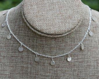 Drops of Jupiter Necklace