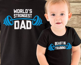 289ca3cd8 Father Son Matching Shirts, Dad and Matching Baby Shirts, Daddy and Me  Outfits, Fathers Day Gift Matching Shirts, Daddy and Daughter Shirts.