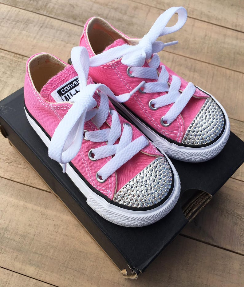 0fcfe98ca0f2 Bling Converse® Bling Converse® Toddler Bling Converse®