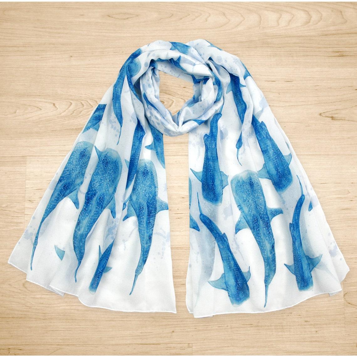 Whale Shark scarf Western Australian Whale Shark Exmouth image 0