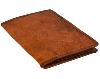 Gusti leather ' Gabrielle ' leather book cover