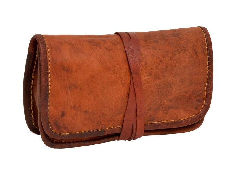 Gusti leather ' Bradley ' Drehertasche leather battery image 0