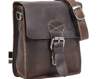 Gusti Leather ' Greg L. ' Cross-body and bicycle bag