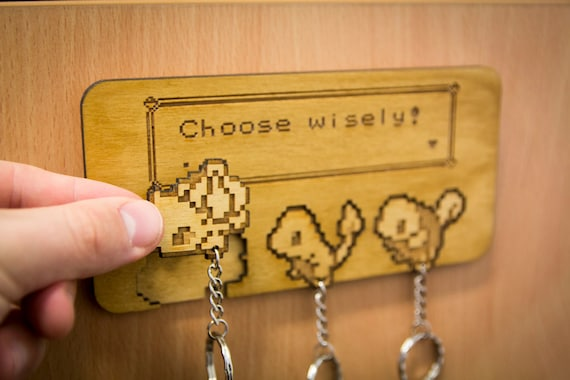 Pokemon 'Choose Wisely' Cellphone Case