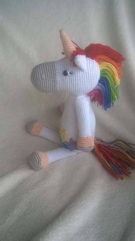 Crochet pattern Unicorn | 1015x570
