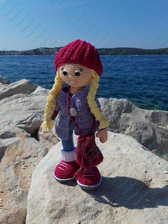 Pretty Molly Dolls made by Irina Uvarova... - Amigurumi Today ... | 760x570
