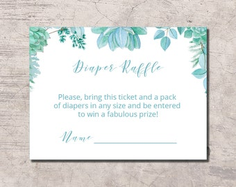gold sparkle diaper raffle ticket baby shower printable gold etsy