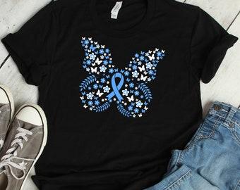 Unisex Youth Baseball Uniform Jacket Ribbon Butterfly Lung Cancer Hoodie Sweatshirt Sweater Tee
