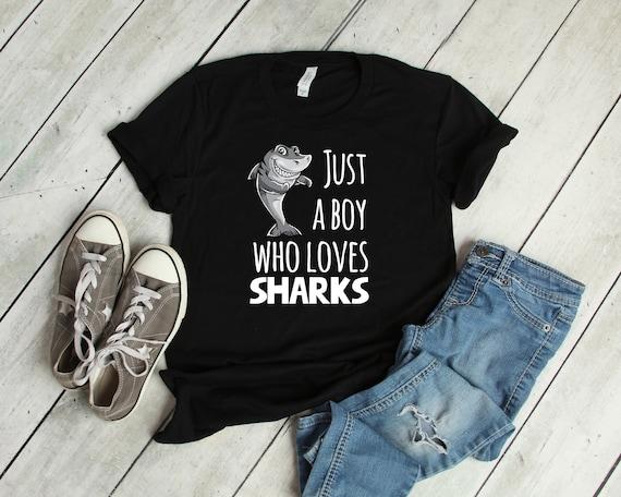 Shark Week Unisex Toddler Baseball Jersey Contrast 3//4 Sleeves Tee