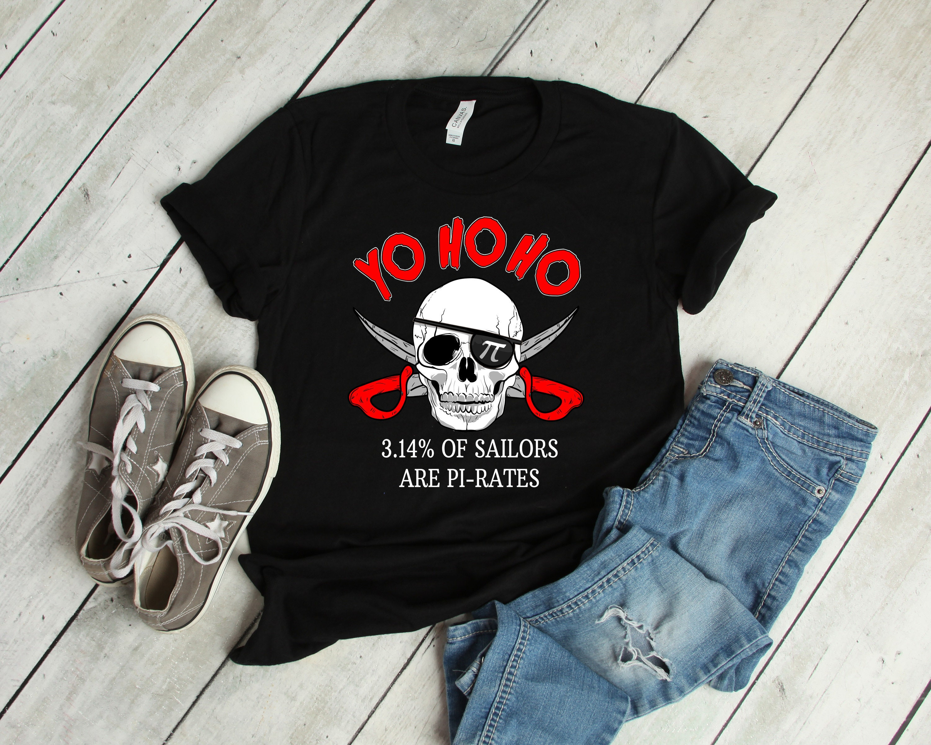 Halloween Sailor Costume Youth Kids T-Shirt Funny