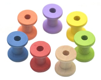 2 Two Stackable Cases Aurifil Empty Thread Case for up to 12 Large Aurifil Thread Spools
