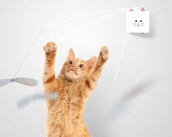CatchCats: The Smart Toy for Cats