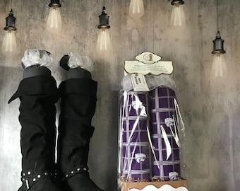 K-State Boot Trees - Closet Organizer - Boot Freshener - Alumni Gift - Handmade Item - Customizable - Christmas - Boot Stand - Boot Buddies!