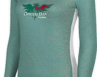 ProSphere Women's University of Wisconsin Green Bay Embrace Long Sleeve Tee