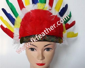 Feather Headdress - 07