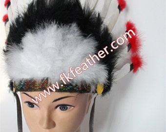 Feather Headdress - 08