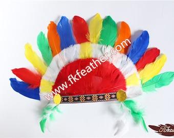Feather Headdress - 15