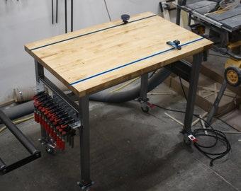 Remarkable Industrial Workbench Etsy Forskolin Free Trial Chair Design Images Forskolin Free Trialorg