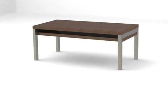 Rustic Industrial Coffee Table Living Room Table Handmade Etsy Best Handmade Modern Furniture
