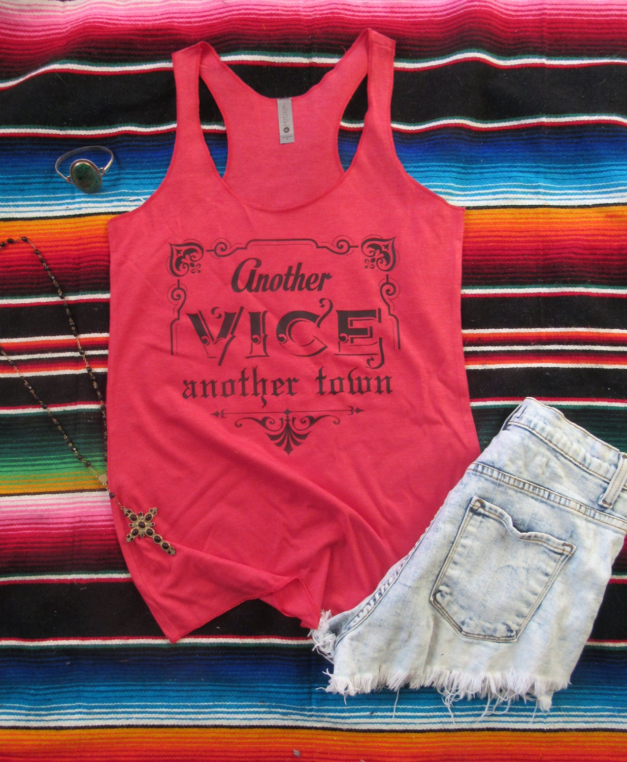 adf322194dae6d Another Vice another town Country Tank Top  Miranda Lambert