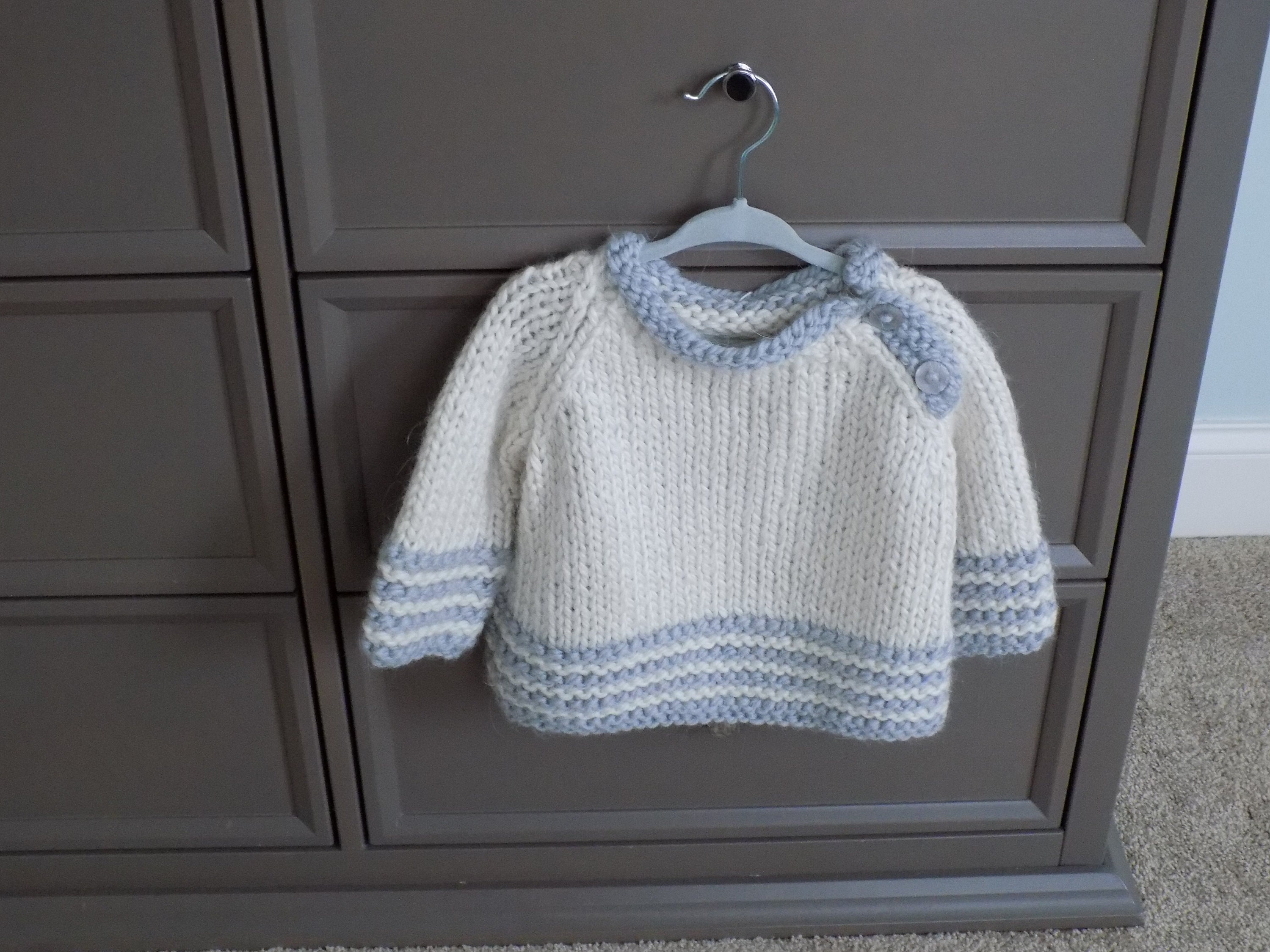 a506efbfef6c Knit Sweater Alpaca Knit Baby Boy s Pullover Chunky