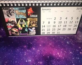 2018 ferret calendar