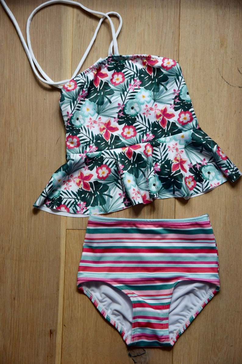5aeb3cdd5196a Swimsuit   Swimwear  Bikini   Girls Swimwear  Tween swimsuit
