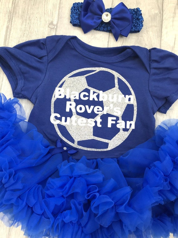 DONCASTER Football Personalised Baby SleepSuit Romper