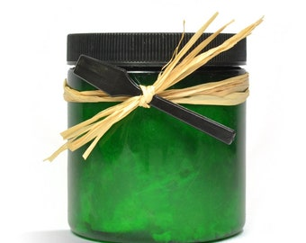 Rosemary and Peppermint Shave Butter Kit - Makes 6