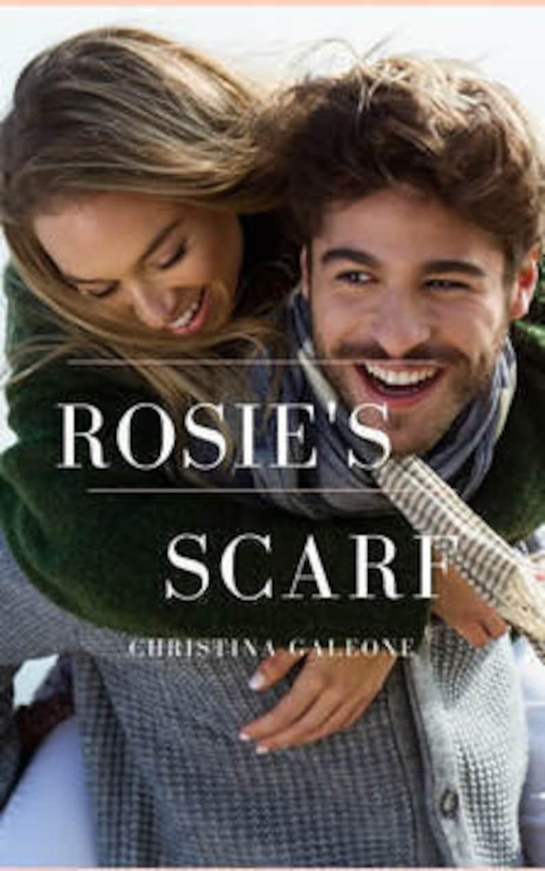 Rosie's Scarf: An Easy Beginner's Infinity Scarf image 0