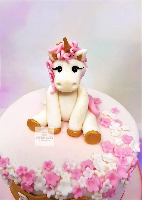 Fondant Unicorn Cake Toppers Page Five