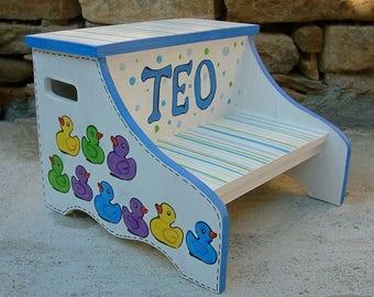 Scalette e sgabelli per bambini etsy it