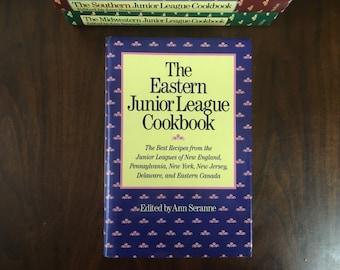 The Eastern Junior League Cookbook edited by Ann Seranne, 1986