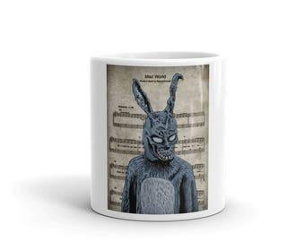 Donnie Darko Mad World Mug