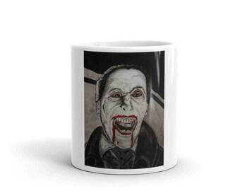 Christopher Lee Dracula Mug