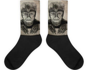 The Wolfman Socks