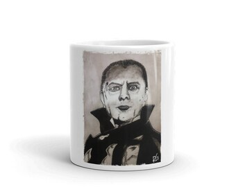 Bela Lugosi Dracula Mug