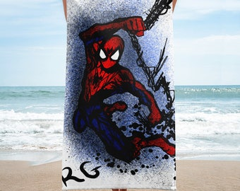 Spider-Man Towel