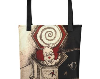 The Conjuring Music Box Tote bag