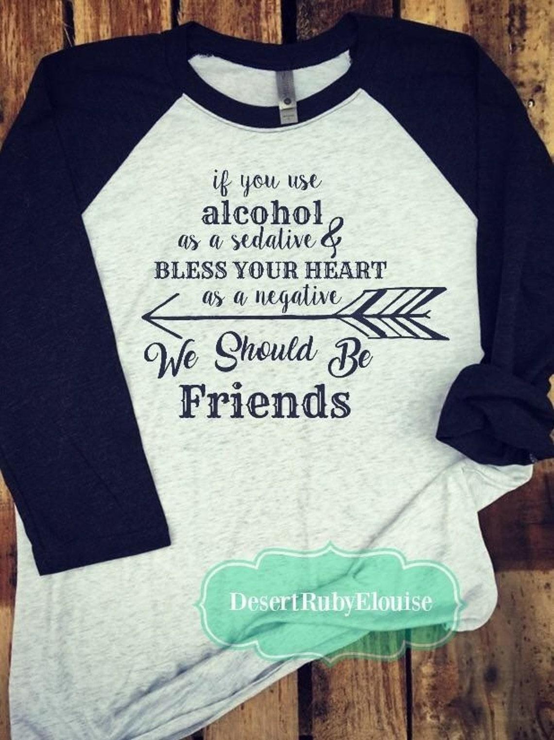We Should Be Friends Lambert Song Lyrics Bless Your Heart Etsy