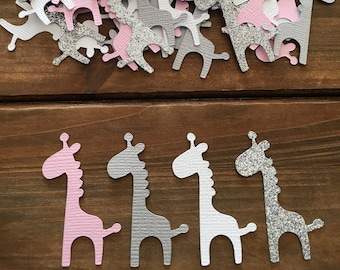 Giraffe Baby Shower Decorations Etsy