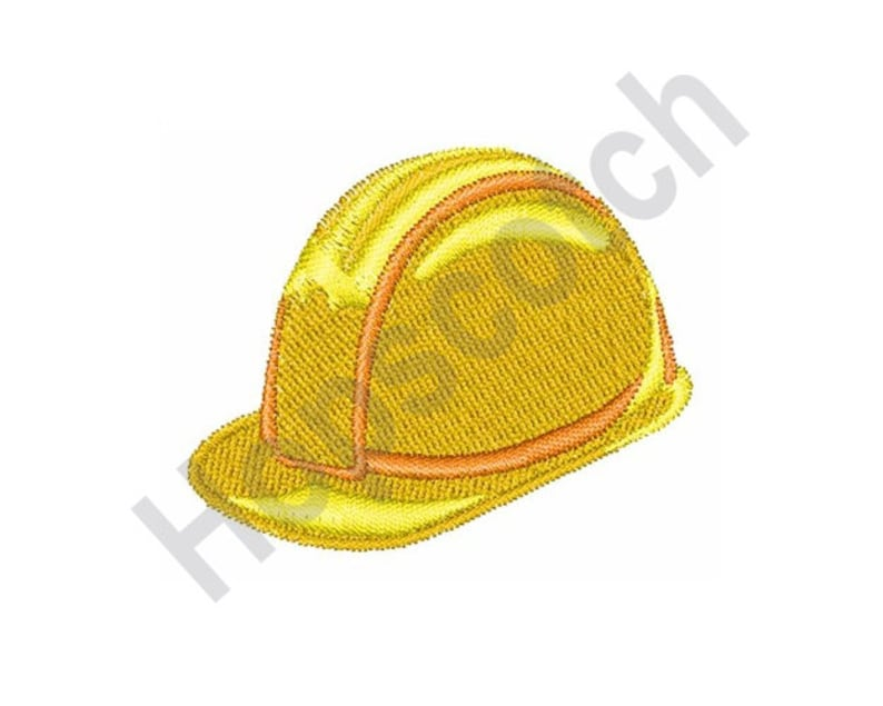 Construction Hard Hat - Machine Embroidery, Embroidery Designs, Embroidery  Patterns, Embroidery Files