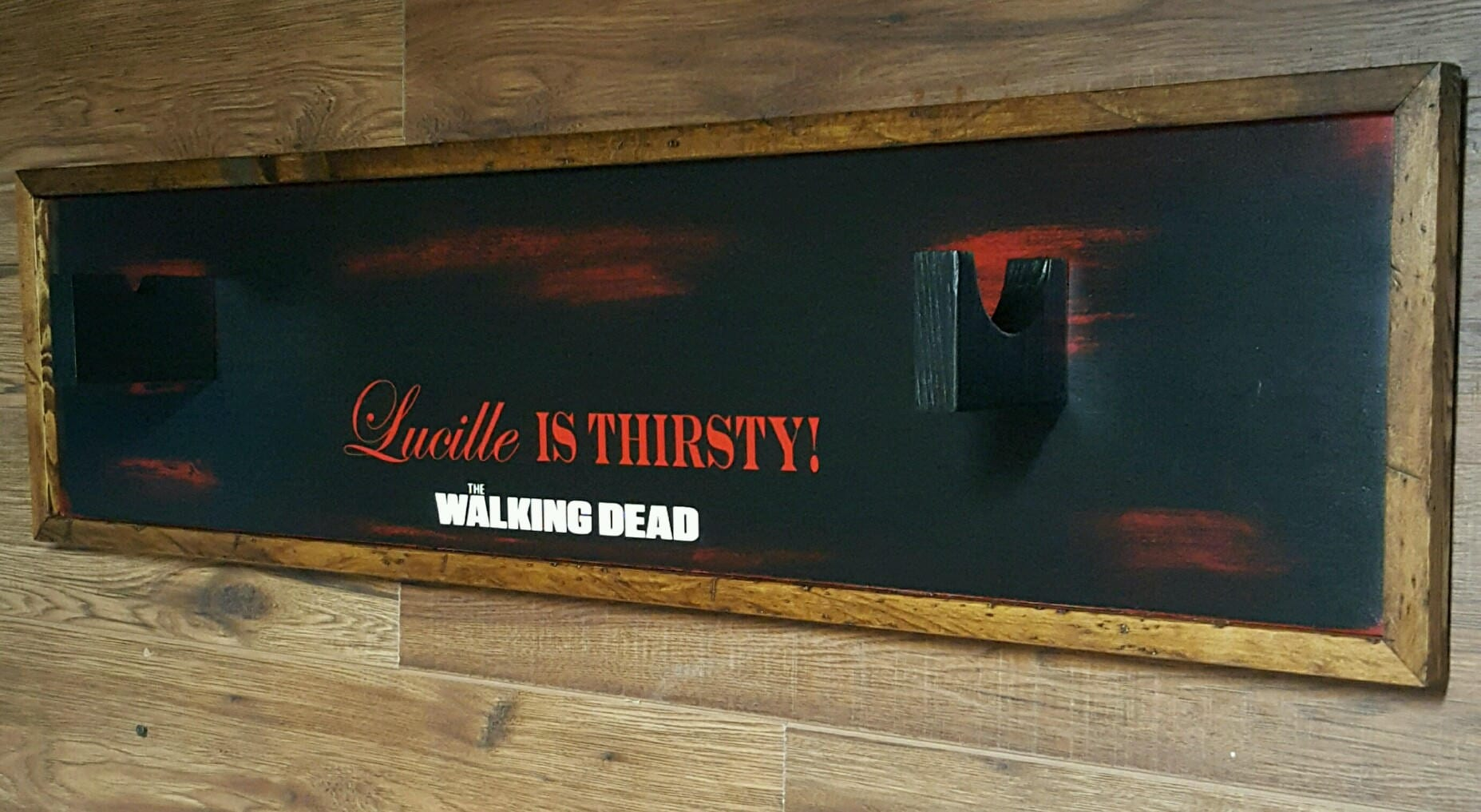 Watch Lucille Wall video