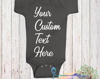 b7024dca9a09 Custom baby onesies