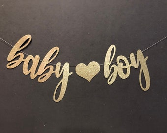 It's  Boy Banner,  Baby Shower Banner, Baby Shower,, Baby Shower Decorations