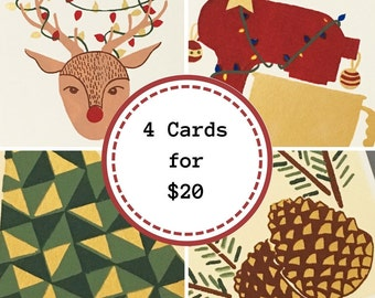 4 Cards for 20, Mix and Match