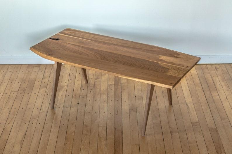 Modern Cherry Coffee Table image 0