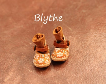 126a9e2968e3e Mary Jane shoes No.MJL08 Neemo/Neo Blythe Color black | Etsy