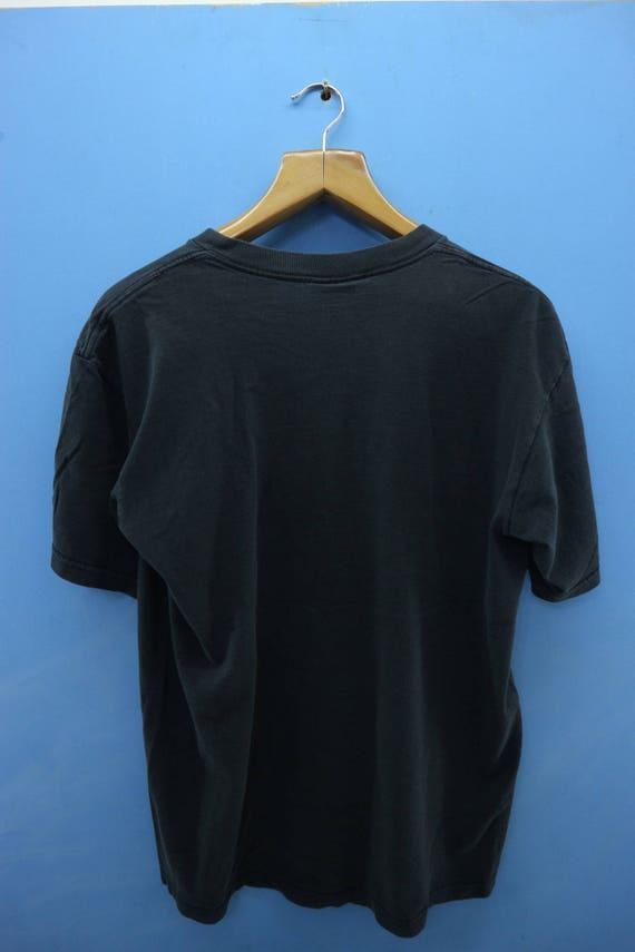 f3b7434b1fd79 Jahrgang Nike minimalistisches Logo Sport Polos Shirt Straße tragen Hip-Hop  Tops T-Shirt Größe M